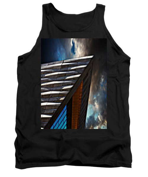 Tank Top featuring the photograph Museum Of Liverpool by Meirion Matthias