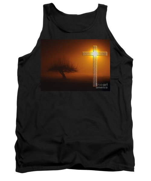 My Life In God's Hands 3 To 4 Ration Tank Top by Clayton Bruster