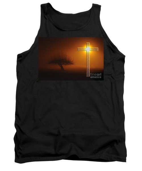 My Life In God's Hands Tank Top by Clayton Bruster