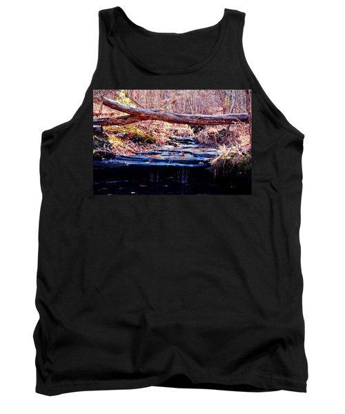 Tank Top featuring the photograph Natural Spring Beauty  by Peggy Franz