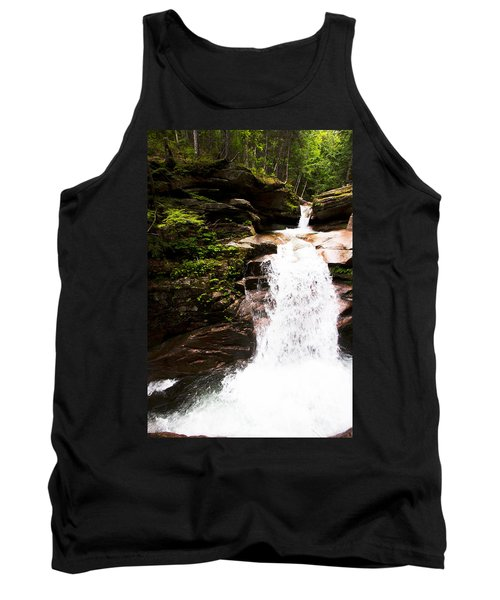 New Hampshire Waterfall Tank Top