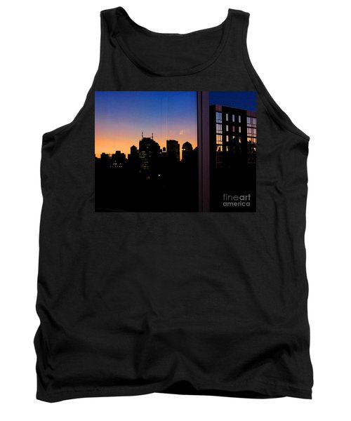 New York Reflections Tank Top