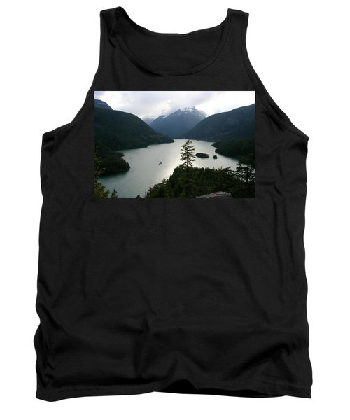 North Cascades Tank Top