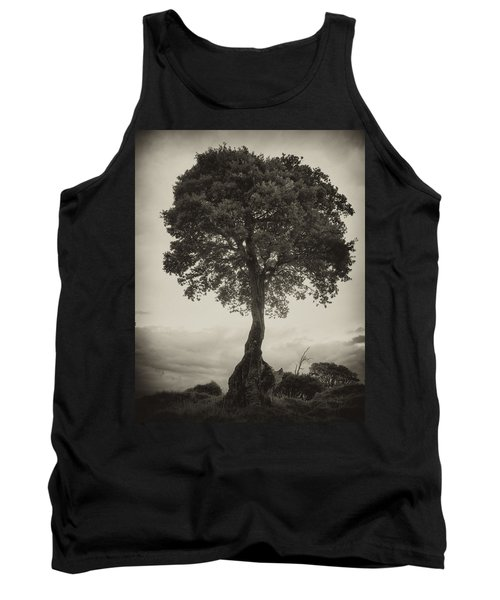Tank Top featuring the photograph Oak Tree by Hugh Smith