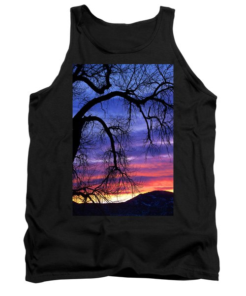 Tank Top featuring the photograph Obeisance by Jim Garrison
