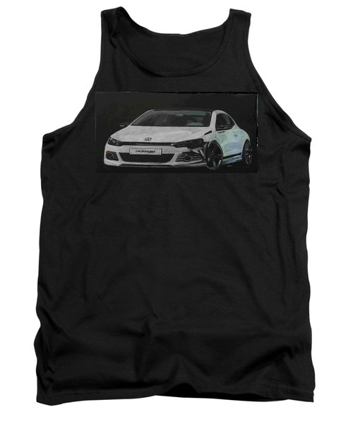 Oettinger Vw Scirocco  Tank Top