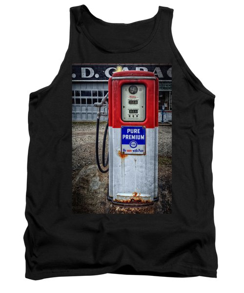 Old And Rustu Pump 2  Tank Top