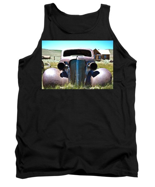 Ghost Rider Tank Top
