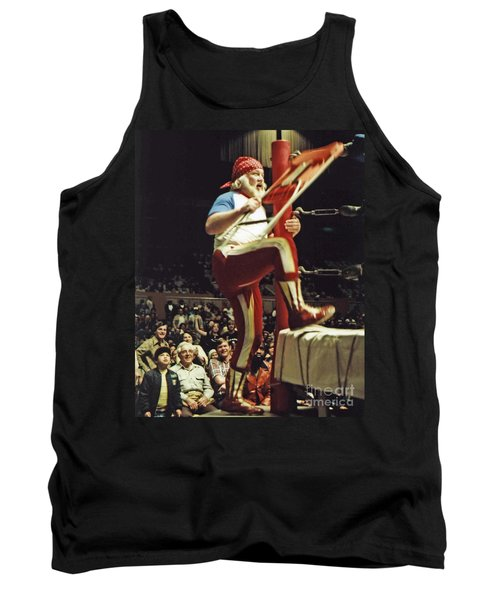 Old School Wrestling From The Cow Palace With Moondog Mayne Tank Top