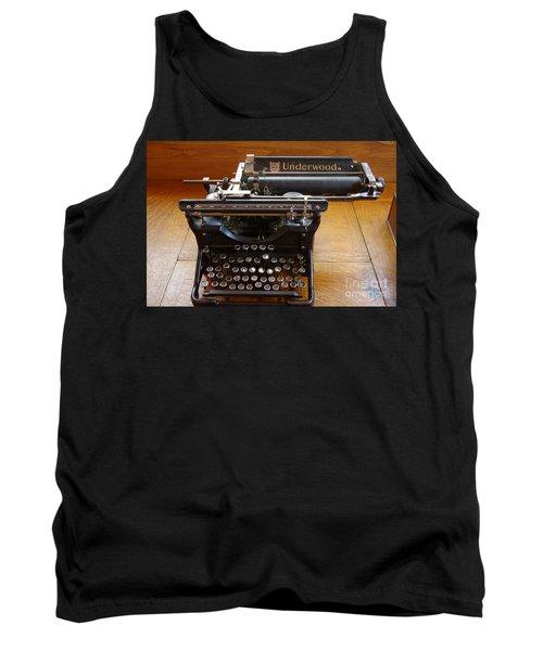 Tank Top featuring the photograph Old West 8 by Deniece Platt