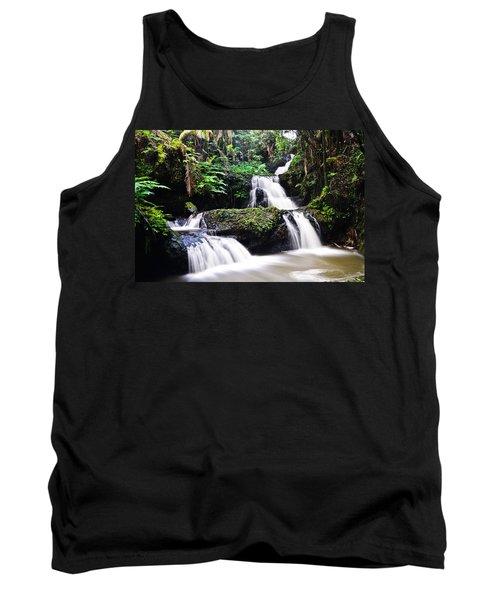 Onomea Falls Tank Top