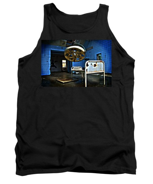 Operation Time Tank Top by Nathan Wright