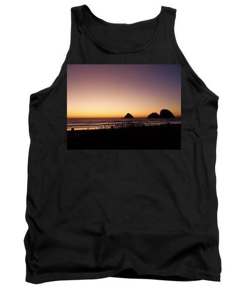 Oregon Coast 16 Tank Top
