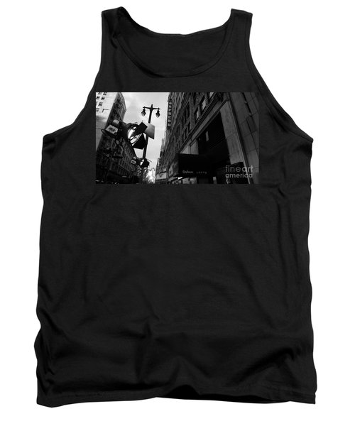 Tank Top featuring the photograph Orpheum Theater by Nina Prommer