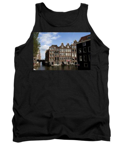 Oudezijds Voorburgwal Tank Top