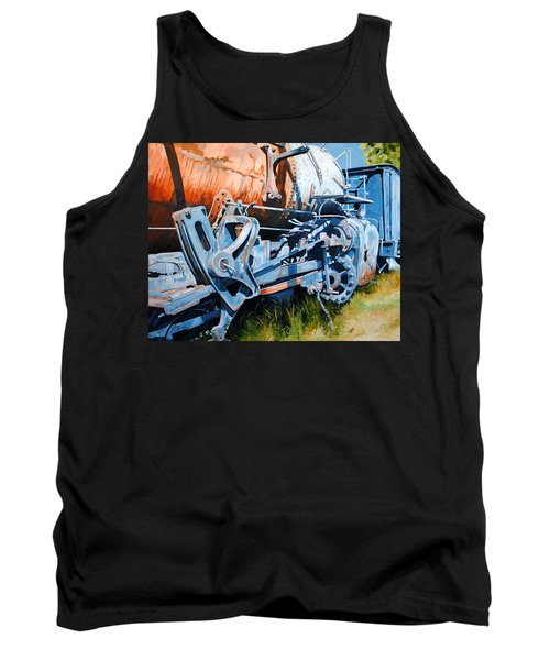 Out Of Gear Tank Top