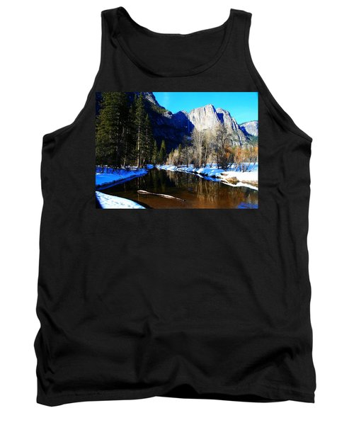 Over The Meadow Tank Top