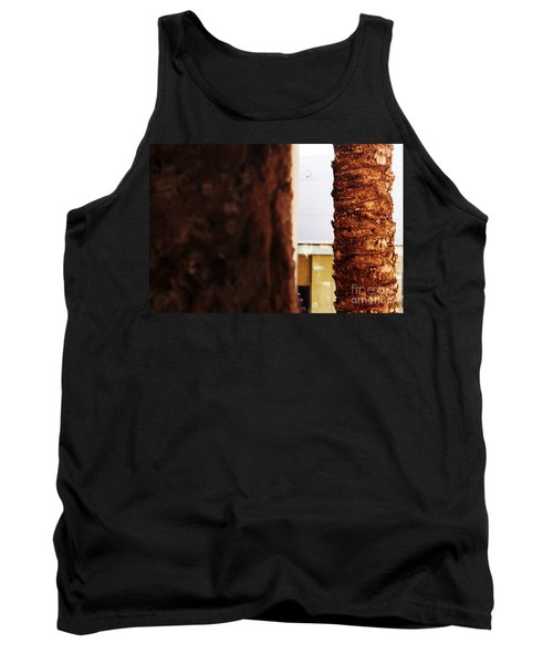 Palm And Wall Tank Top