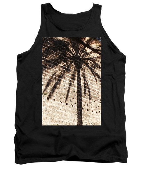 Palm Shadow Tank Top