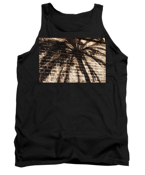 Palm Tree Cup Tank Top