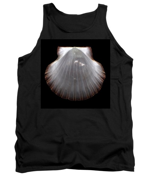 Pearlescent Shell  Tank Top