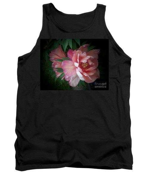 Peonies No. 8 Tank Top