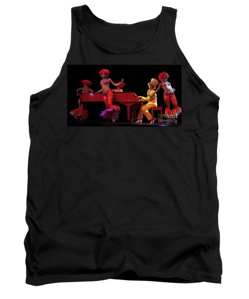 Performance 2 Tank Top by Bob Christopher