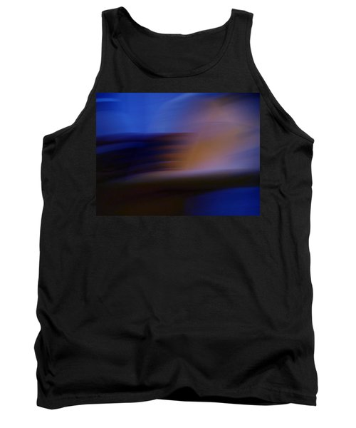 Tank Top featuring the photograph Photo Mixture Experiment by Colette V Hera  Guggenheim
