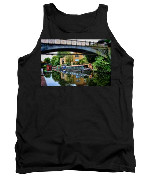 Playing With Canal Boats Tank Top