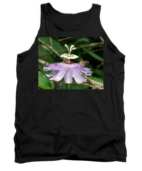 Tank Top featuring the photograph Plenty For All by Donna Brown