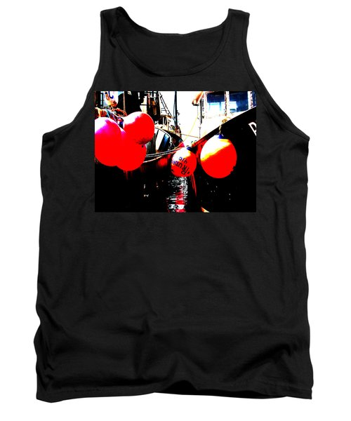 Tank Top featuring the photograph Port Of Galilee Number 2 by Lon Casler Bixby