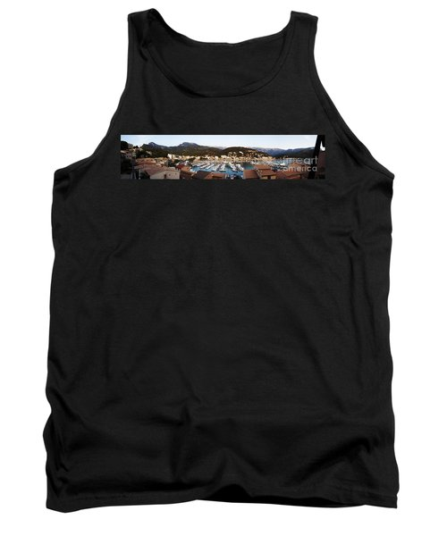 Port Of Soller Tank Top