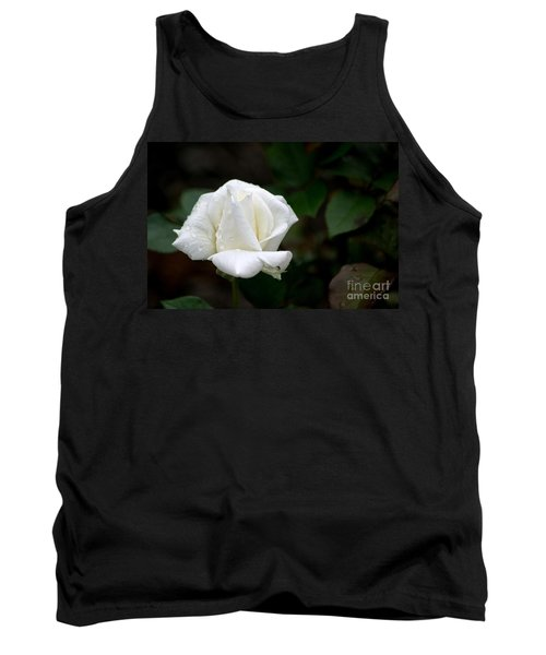 Tank Top featuring the photograph Pure As Snow by Living Color Photography Lorraine Lynch
