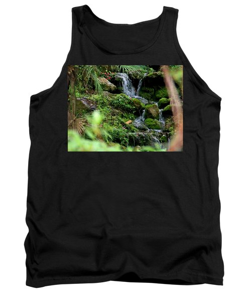 Rainbow Springs Waterfall Tank Top