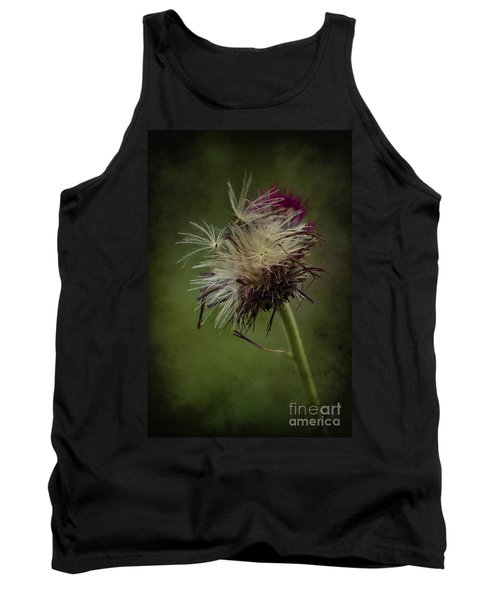 Tank Top featuring the photograph Ready To Fly Away... by Clare Bambers