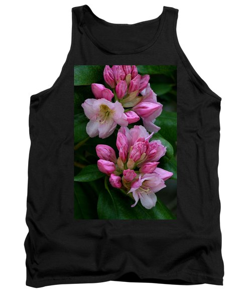 Rhododendron In Bloom Tank Top