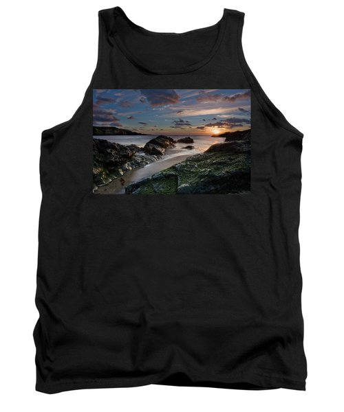 Tank Top featuring the photograph Rhosneigr Sunset  by Beverly Cash