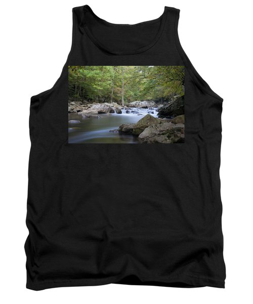 Richland Creek Tank Top by David Troxel