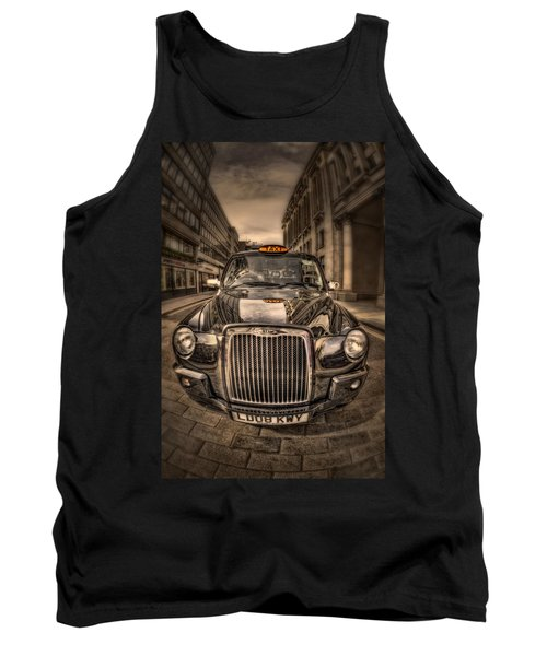 Ride With Me Tank Top