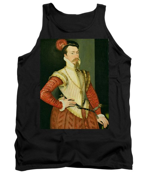 Robert Dudley - 1st Earl Of Leicester Tank Top