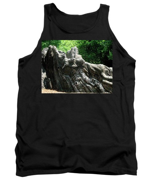 Rock Formation 2 Tank Top by Maria Urso