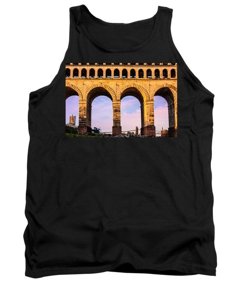 Roman Arches Tank Top by Semmick Photo