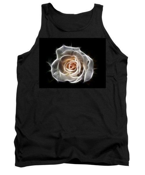 Rose Of Light Tank Top