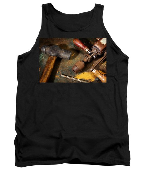Rusty Tools Tank Top
