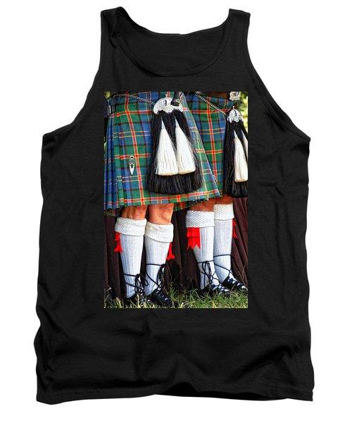 Scottish Festival 4 Tank Top