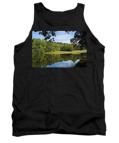 Secret Fishing Hole Tank Top