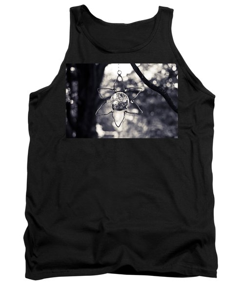 Tank Top featuring the photograph Serendipity by Sara Frank