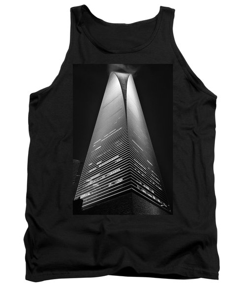Shanghai World Financial Center Tank Top
