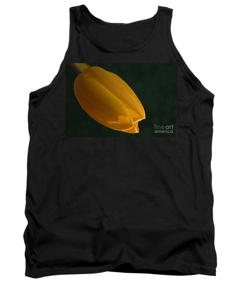 Tank Top featuring the photograph Single Again by Sherry Hallemeier