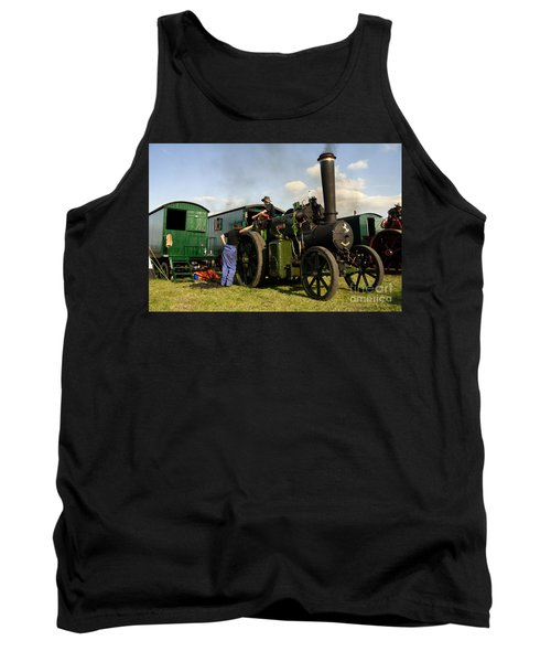 Smokey And The Vans  Tank Top